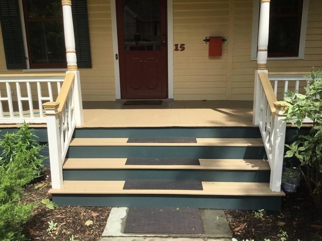 Fullsize Of Front Porch Steps
