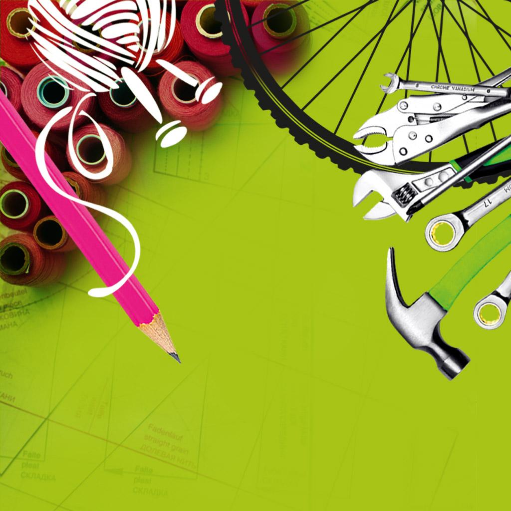 Radprojekt. Förderung, Mitmachen, Monnem Bike