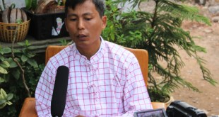 Dr. Aung Naing Oo:  new opportunities in Hluttaw's second term