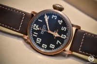 Hands-on with the Zenith Pilot Type 20 Extra Special Bronze 45mm (specs & price)