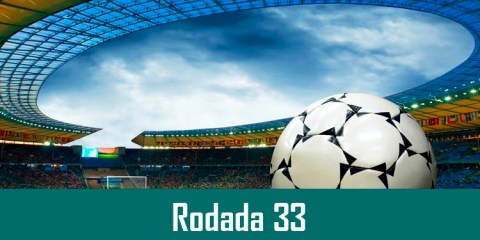 Campeonato Brasileiro 33 Rodada