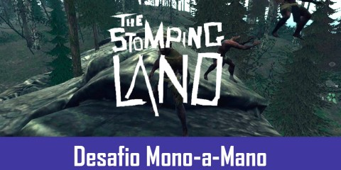 the stomping land desafio