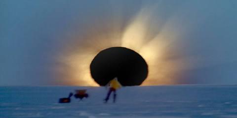 Eclipse no fim do Mundo