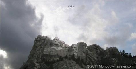 The B-1B Flyover