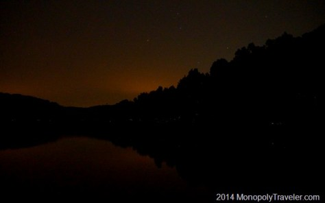 A Night with the Fireflies and Stars taken with an Interchangeable Lens Camera