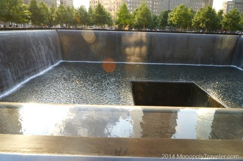 The South Reflecting Pool
