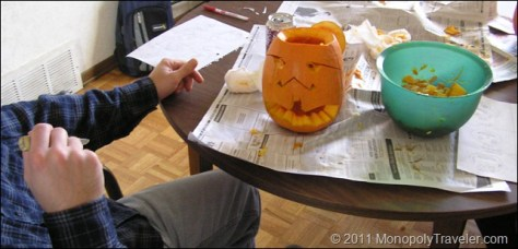 Pumkin Carving