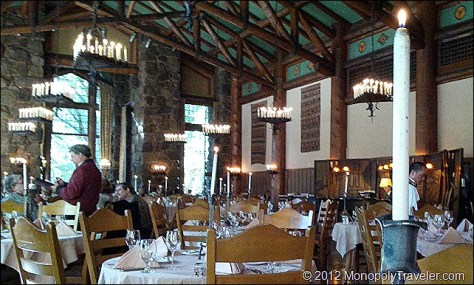 Inside This Historic Dining Room