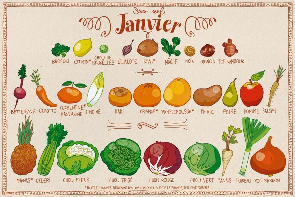 claire-sophie-illustratrice-calendrier-légumes-saison-janvier-les-bluettes