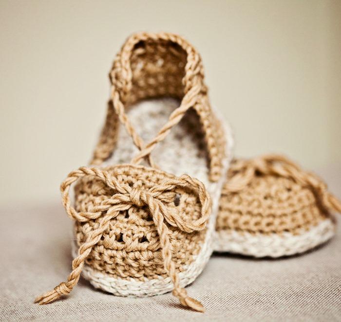 Summer Sandals – new pattern!