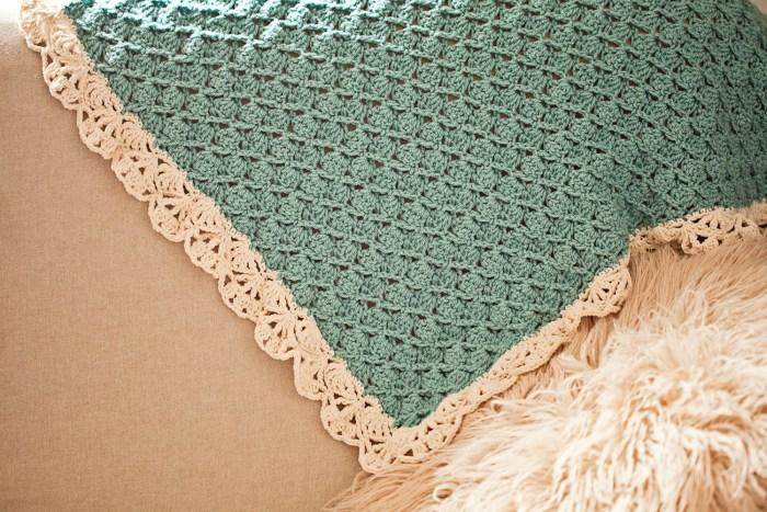Seashell Blanket, crochet pattern by Mon Petit Violon https://www.etsy.com/listing/468173709