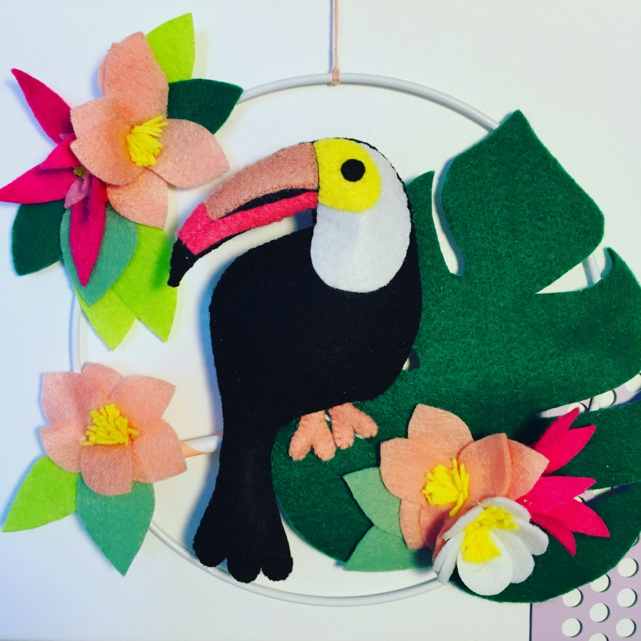 Tropical mood : un toucan, une super team et un bémol