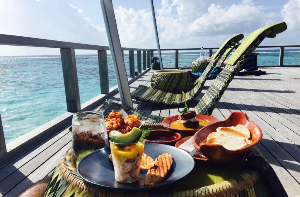Maldives - Velassaru - Ceviche
