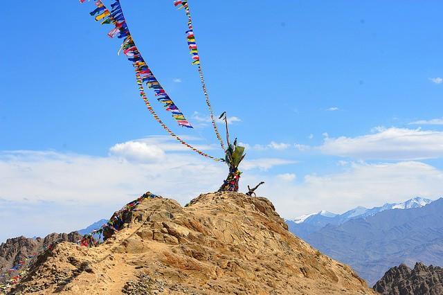 Not So Leh-Z Leh (Happy Birthday To The Dalai Lama!)