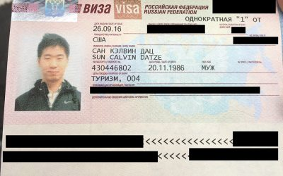 The Russian & Belarus Visa Requirements For U.S. Citizens