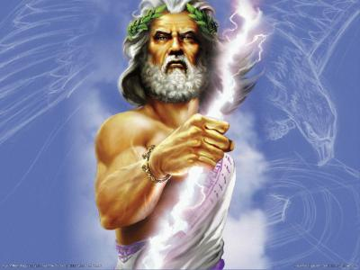 Zeus - illustration