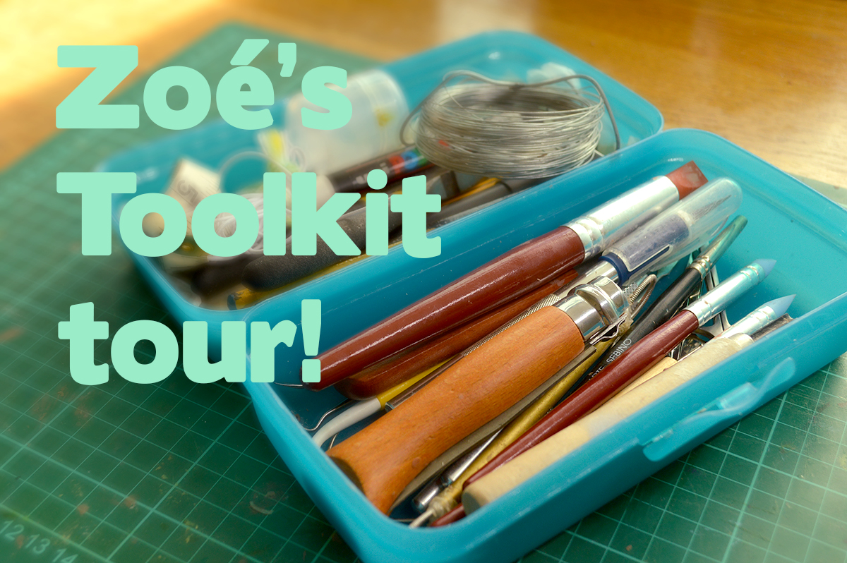 Sculpting toolkit tour!