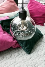DIY Botanical Lampshade