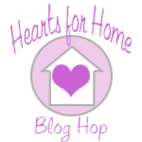 Hearts for Home Blog Hop #33 ~ Books, books and more books