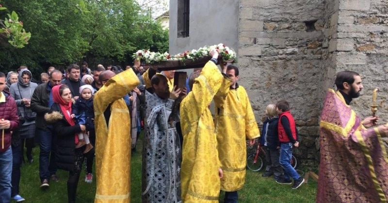 Procession de l'épitaphios