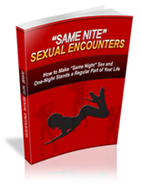 Same Nite Sex Encounters Ebook