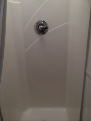 Used Shower Trailer Stall