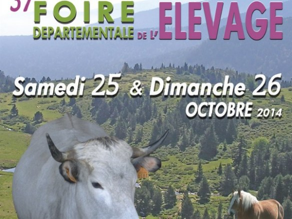 Foire elevage