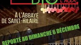 Second Rendez-vous des vins bio - Dimanche 6 décembre