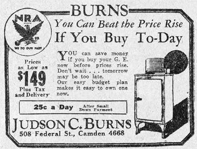 Installment Plans - Business of the 1920's