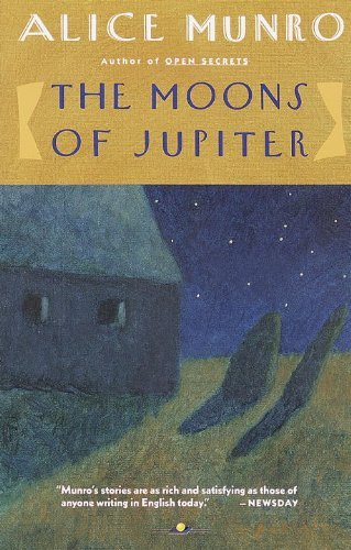 "Alice Munro: ""The Moons of Jupiter"""