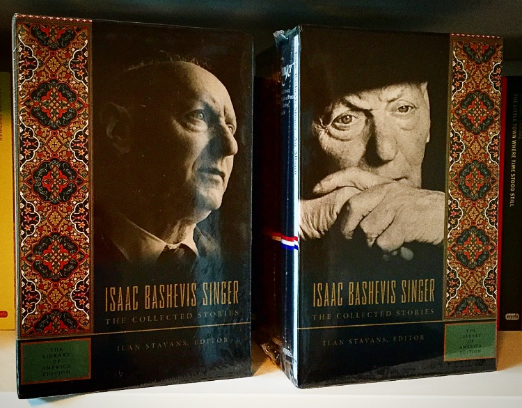 Giveaway! Isaac Bashevis Singer: The Collected Stories
