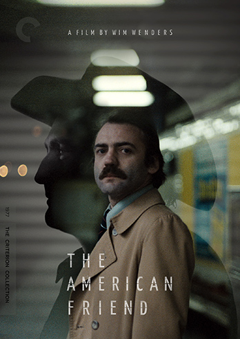 The American Friend Cover