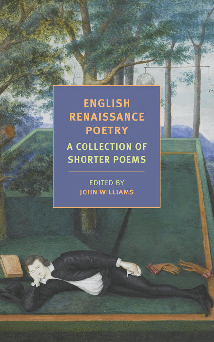 English Renaissance Poetry Cover