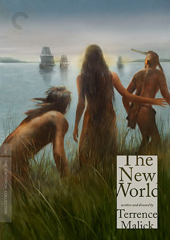 The New World Cover