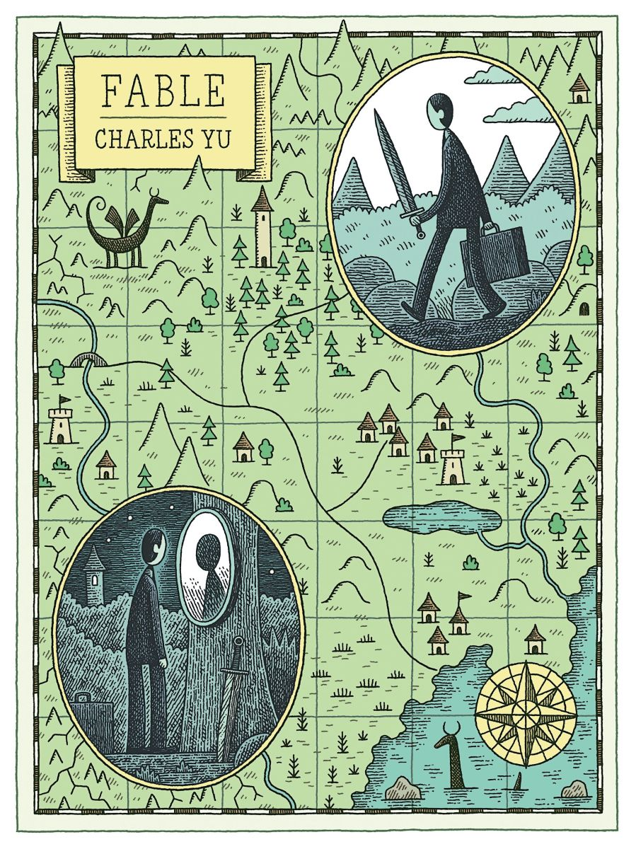 Charles Yu Fable