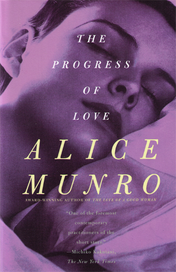 "Alice Munro: ""The Progress of Love"""