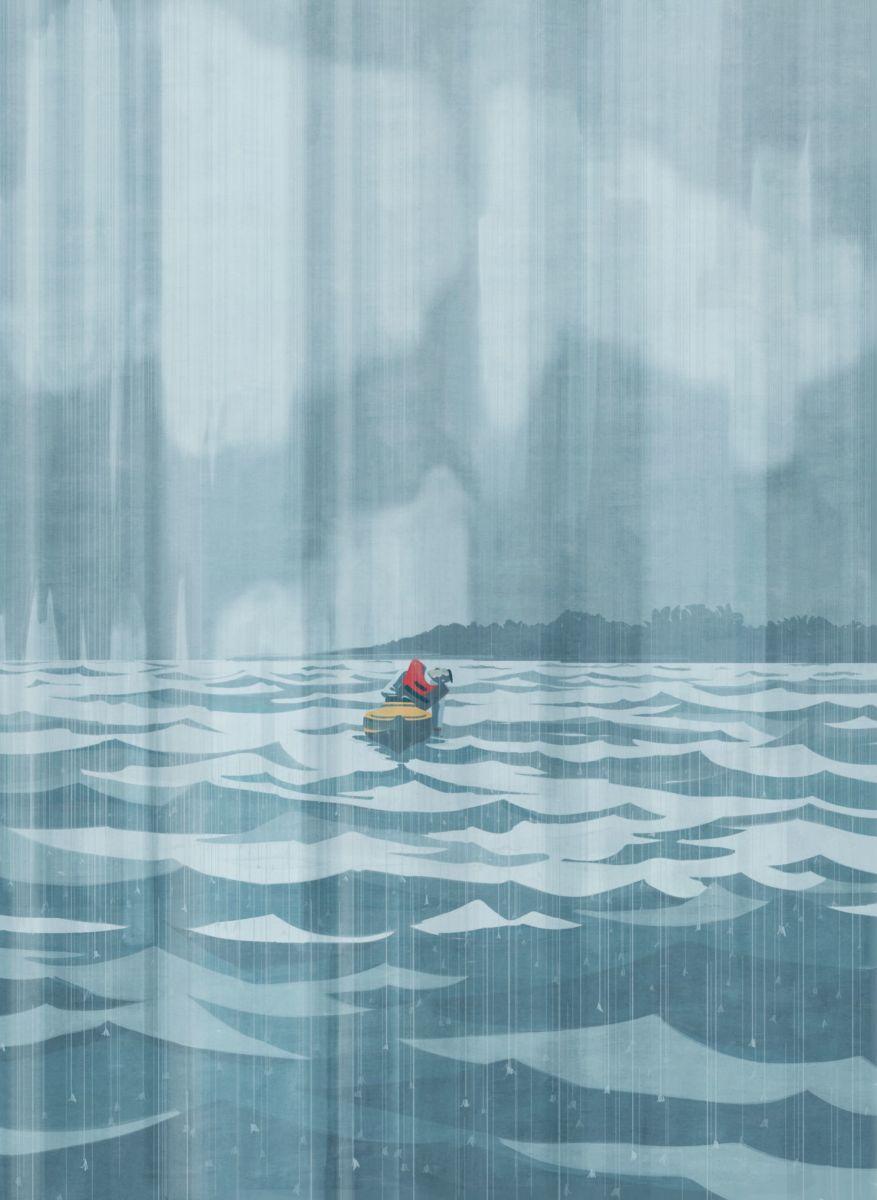 "Cynan Jones: ""The Edge of the Shoal"""