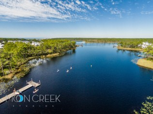 WaterColor Florida aerial photography