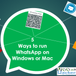 5 Ways to install Whatsapp on Windows and Mac