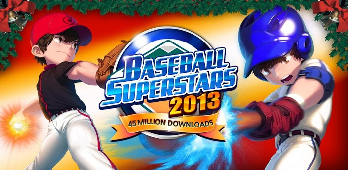 Baseball Superstars 2013 棒球明星最新作登場 for Android