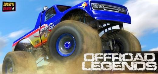 Offroad Legends 超好玩的越野賽車遊戲