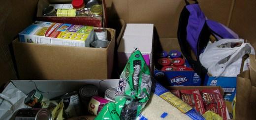 地震急難救助包內容物