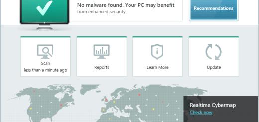 卡巴斯基線上掃毒服務 Kaspersky Security Scan