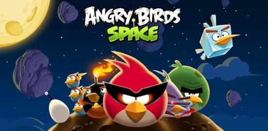 憤怒鳥太空版遊戲下載   Angry Birds Space PC版手機版同步上架
