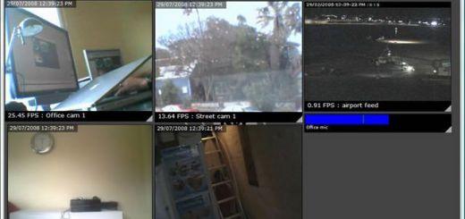 電腦監視器軟體 iSpy