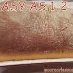 EASY AS 1-2-3 BREAD