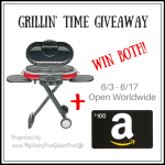 Coleman Grill & $100 Amazon Gift Card Giveaway!!