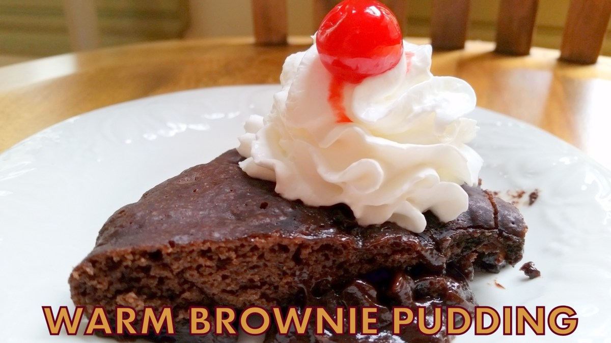 WARM BROWNIE PUDDING & SLOW COOKER DESSERTS COOKBOOK GIVEAWAY! | Moore ...