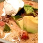 Creamy South Western Taco Soup