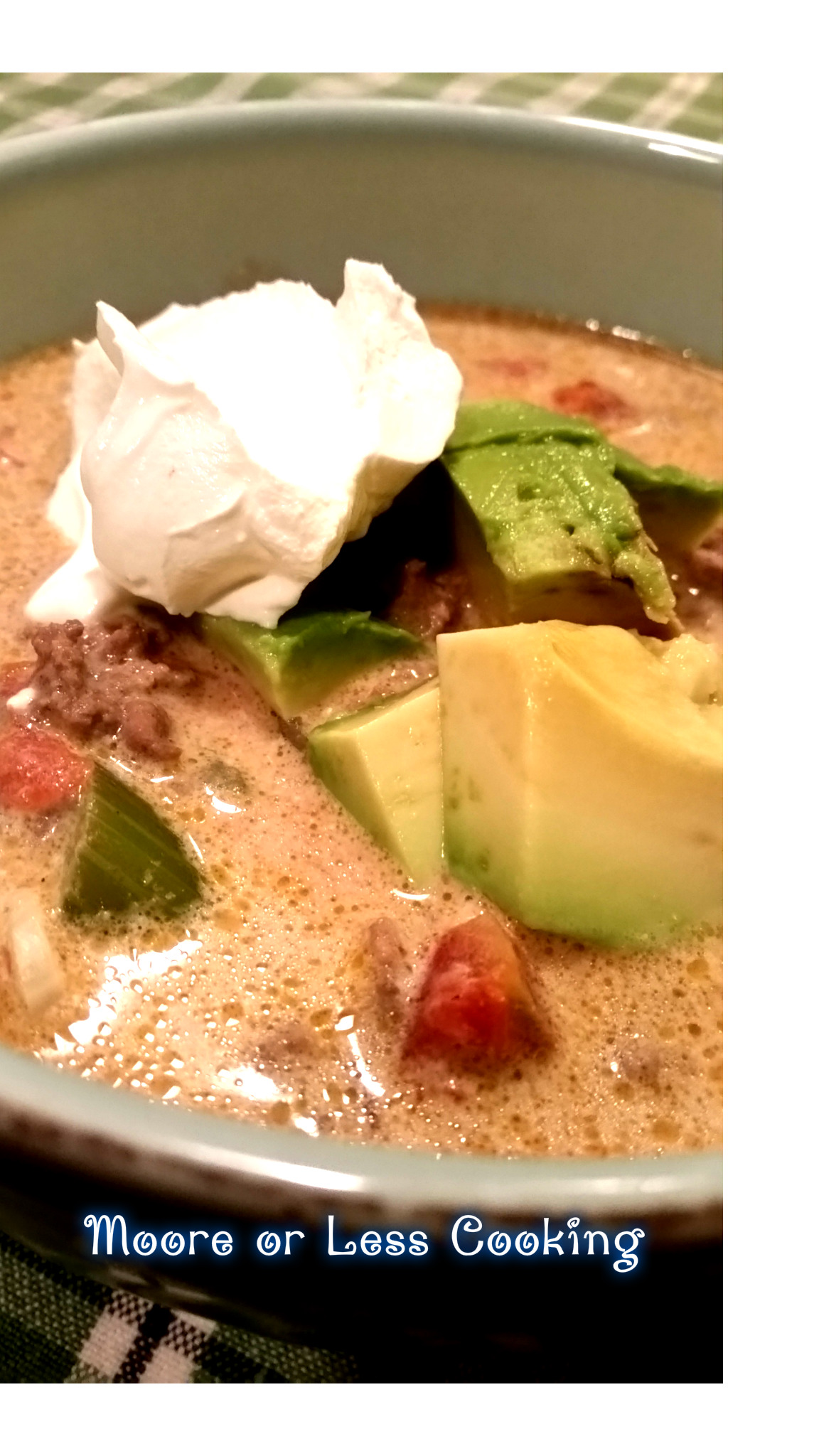 Creamy Southwest Taco Soup1